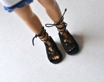 Lammily leather sandals