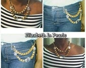 Another Impulse: 2-In-1 Convertible, Jean Chain and Necklace