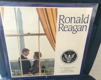 1998 ronald reagan presidential foundation calendar -sealed