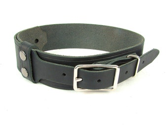 Kilt Belt YOUTH Kilt Belt Leather Belt