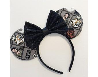 Stars Wars Mouse Ears