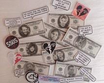 Broken Scene Stickers