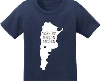 Customizable LDS Missionary Shirt