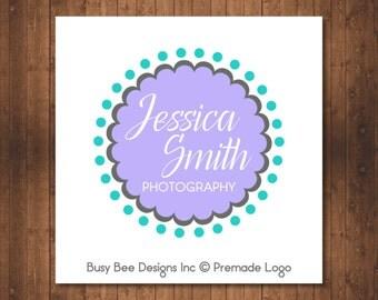 Premade Logo... Photography Logo... Wedding Logo... Business Logo... Wedding Photography Logo... Design