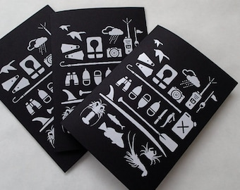 Nautical Cards