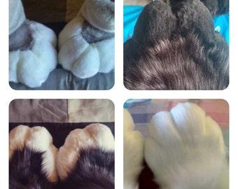 Outdoor Feet Paws