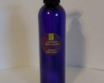 Lavender Body Lotion (LBL1215)