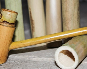 Scientific Bamboo Sherlock Smoking pipe