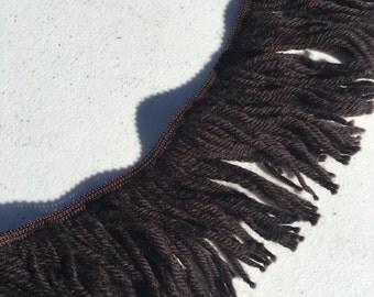 Vintage Wool Trim