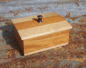 Arched Lid Box