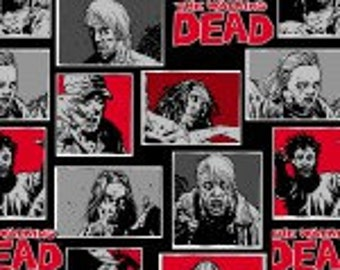 Walking Dead Zombie Characters by Springs Creative