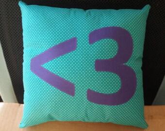 Heart <3 Pillow