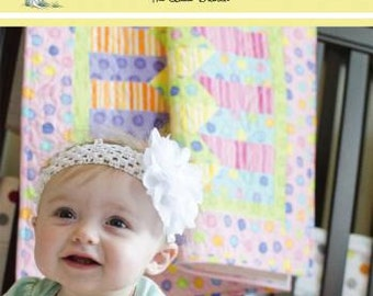 Six Halves make a Whole - Nursery Quilt Book