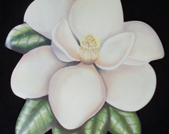 Magnolia Lightswitch Cover
