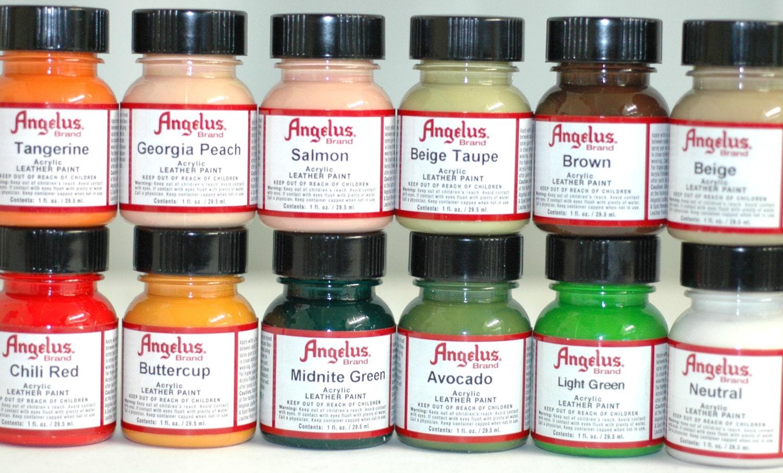Angelus Paint Kit Australia