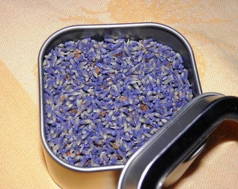 Culinary Dried Buena Vista Lavender Buds