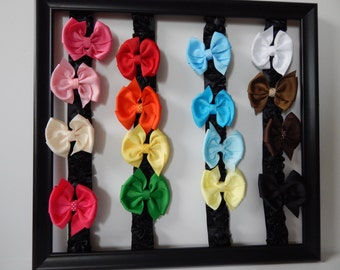 Medium Hair Bows 3""