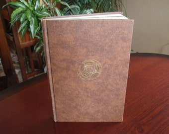 1969 Book The Rose Annual The Royal National Rose Society Founded 1876 Color and Monochrome Plates Photographs Collectible Book B136
