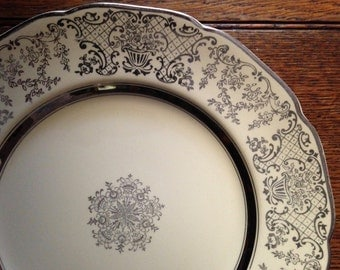 Victorian Lace Plate
