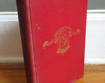 COUNTRYSIDE SOCIAL LIST of Greenwich, Connecticut (Countryside Publishing Company), 1923, Unique