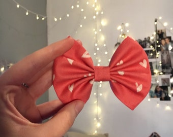 Hearts Fly Bow