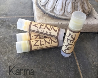Solid Moisturizing Perfume Stick Karma fragrance