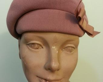 Vintage Mauve Kangol Hat