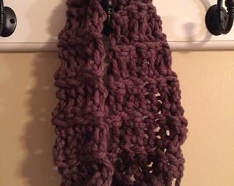 On Sale!! 10% off!! Handmade Crochet Cowl - Christmas Gift - Birthday Gift - Gift for Her