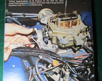 Petersen's 1975 How To Tune Your Car 4th Edition