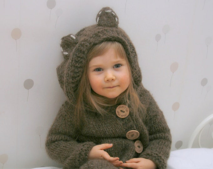 Knitting Pattern Cardigan 4 Year Old : cute knit and crochet patterns