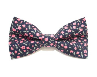 "Hair Bow ""Osaka"" Black"