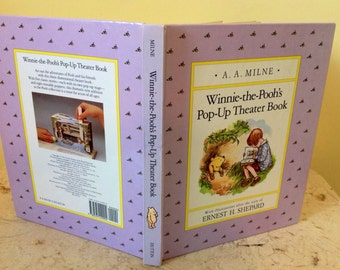 Winnie-the-Pooh's Pop-Up Theater Book