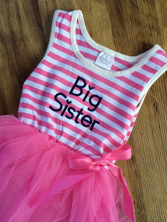 foto de Items similar to Personalized Pink Tutu Dress 1st