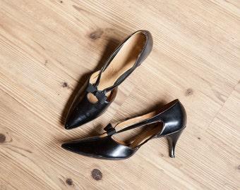 chaussures de marlene chaussures vintage des ann es 50 les. Black Bedroom Furniture Sets. Home Design Ideas