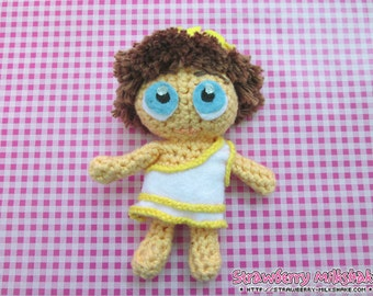 Amigurumi *SMITE Cupid* Plushie / Crochet Doll