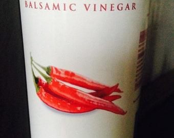 Chile balsamic vinegar