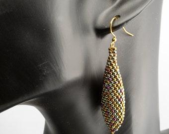 Earrngs, Beadwork