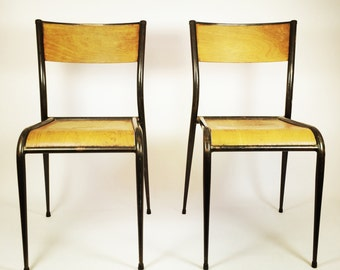 Pair of chairs from the 1960's-19704S.