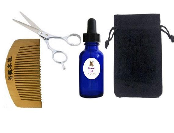 organic men 39 s beard set grooming kit man 39 s beard by thegodsnectar. Black Bedroom Furniture Sets. Home Design Ideas