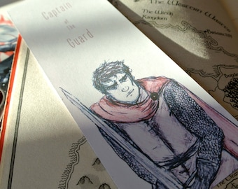 Captain of The Guard Bookmark
