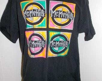 Memphis Souvenir Vintage T Shirt Size Adult XL