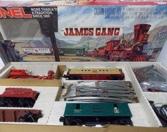 1980 Lionel The James Gang Electric Train Set in Original Box
