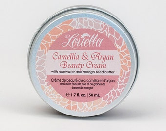 Camellia & Argan Beauty Cream