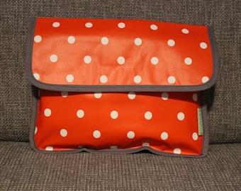 diaper pouch, diaper clutch, baby gift, babyshower