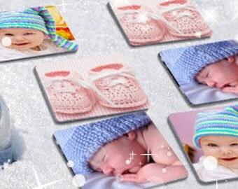 Personalized memo photo game