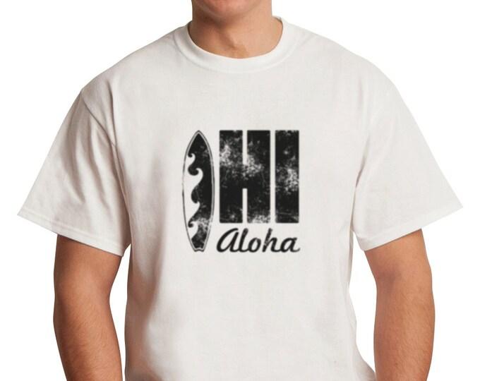Hi Aloha Surfboard T-Shirts for the whole family