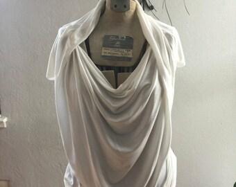 SALE - Cowel Cotton Top