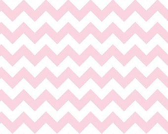 Chevron Small Pink