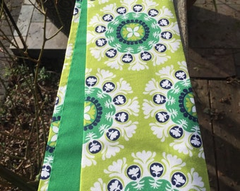 Reversible green Clergy stole for Ordinary time!   Pastor stole, Minister stole, a wonderful gift!