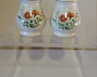 Mikasa Margaux Fine Ivory Salt and Pepper Shakers